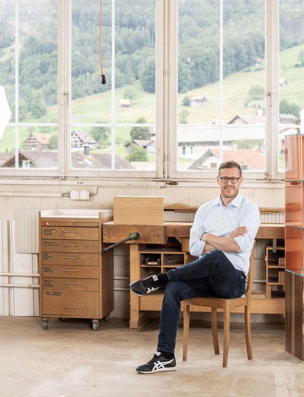 Tradición y diseño suizo