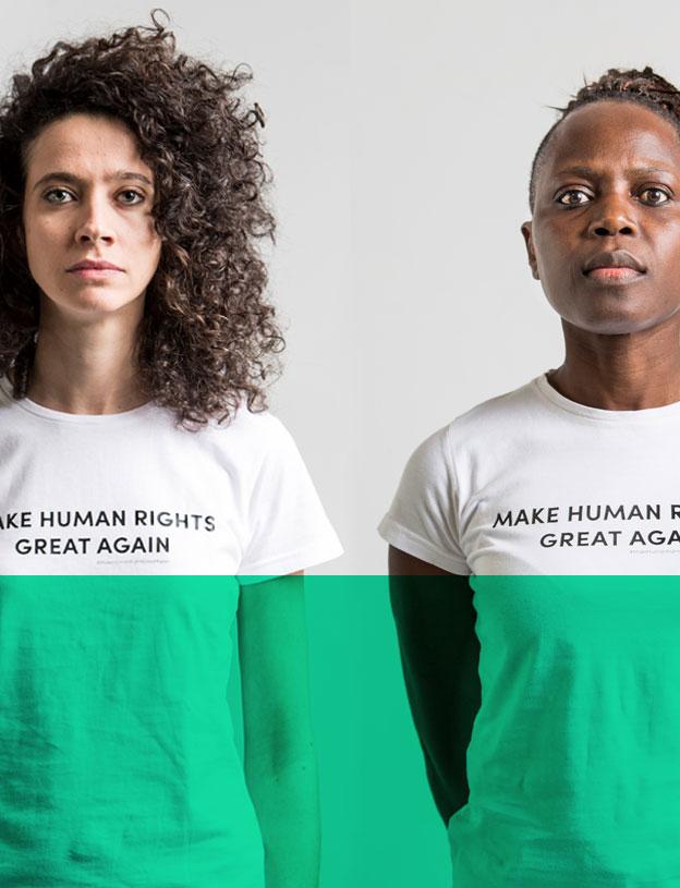 Defendiendo los Derechos Humanos